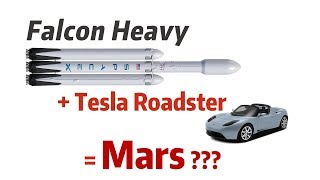 Download Falcon Heavy's Trip to Mars Explained! Video