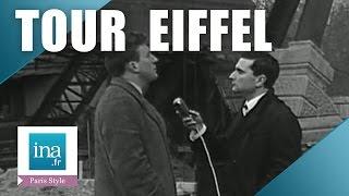 Download Pourquoi faut-il déplacer la Tour Eiffel ? | Archive INA Video