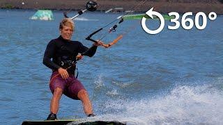 Download Hood River Kiteboarding 360 Video