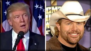 Download TOBY KEITH BLASTED FOR PERFORMING AT INAUGURATION, THEN HE MAKES SHOCK ANNOUNCEMENT Video