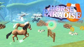 Download IS DEZE GRATIS PAARDEN GAME WEL LEUK? | Horse Paradise Video
