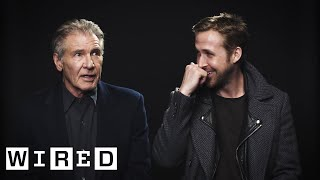 Download Harrison Ford and Ryan Gosling on Acting, Blade Running, and Their Pecs | Blade Runner 2049 | WIRED Video