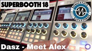 Download Superbooth 2018: Dasz Shows Alex - Latest News Video