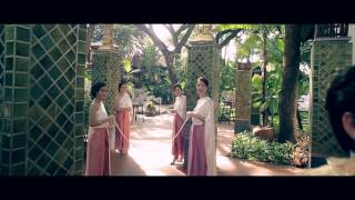 Download Traditional Thai Wedding Ceremony M&N 20 Nov 14 Dhara Dhevi, Chiang Mai Video