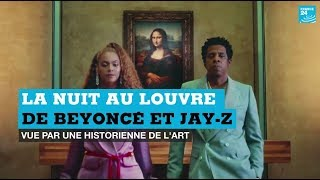 Download Le clip de Beyoncé et Jay-Z au Louvre vu par une historienne de l'art Video