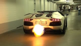 Download Novitec Torado Lamborghini Aventador LP760 - Spitting Flames! Video