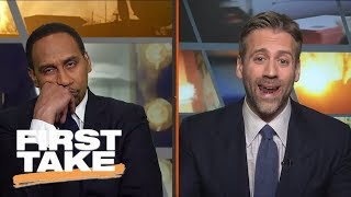 Download Stephen A. Smith reacts to LaVar Ball's CNN interview on President Trump | First Take | ESPN Video