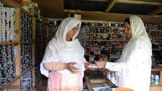 Download Pakistani market where women seek justice Video