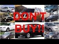 Download 10 Used Cars You Should NEVER Buy (PART 3) Video