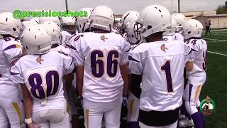 Download 💯⚠️Sylvester Tomcats (1-0) vs. Showalter Vikings (1-0) Middle School Football 2017 Video