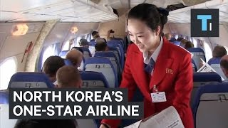 Download North Korea's one-star airline Video