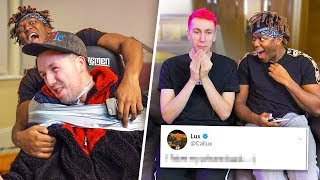 Download I let KSI and SIMON Control My Twitter Video