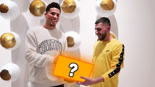Download DAY IN THE LIFE OF DEVIN BOOKER.. *He SURPRISED me with this* Video