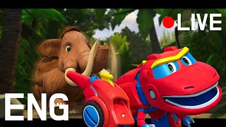 Download GoGo Dino Explorers ENG Live Streaming | dinosaur | Dino | 3DAnimation | Kids animation | Live | Video