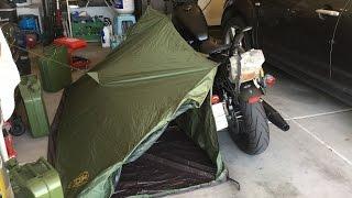 Download Abel Brown Motorcycle Tent Video