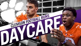Download Clemson Football    Player-led Daycare Video
