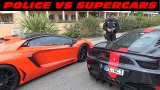 Download POLICE VS SUPERCARS MONACO 2017 !! Video