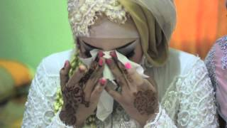 Download Ayu & Abib Weddingclip Islamic Wedding Style (Wednesday 22-10-2014) Video