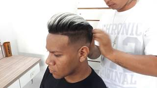 Download penteado em cabelo com luzes Video