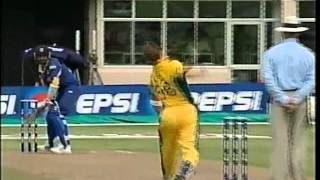 Download Brett Lee 160.1 YORKER best ball ever to Marvan Atapattu - retires from international cricket Video