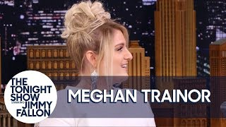 Download Meghan Trainor Hints at Wedding Details and Guest List Video