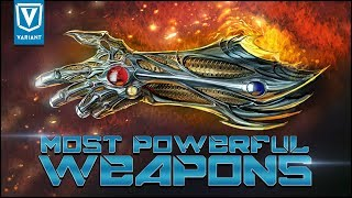 Download The 10 Most Powerful Weapons In Comics! Video