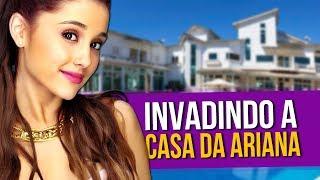 Download Invadindo a casa da Ariana Grande Video