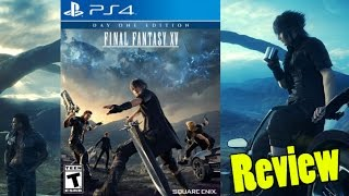 Download Final Fantasy XV Is Amazing! - Review Video