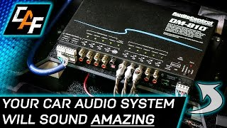 Download AudioControl DM-810 DSP - INSTALL & OVERVIEW Video