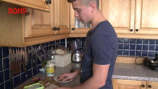 Download A day with Luke Byrne Video