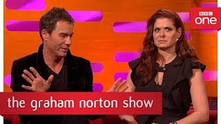 Download When Madonna met Will and Grace - The Graham Norton Show - BBC One Video