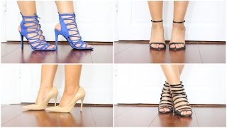 Download My Current Shoe Collection Video