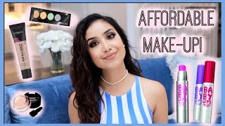 Download New Makeup @ the Drugstore HAUL + Swatches! | Dulce Candy Video