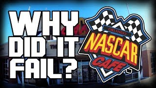 Download NASCAR Cafe - Why Did It Fail? Video