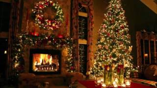Download Classic Christmas Music with a Fireplace and Beautiful Background (Classics) (2 hours) (2016) Video