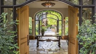 Download Ranch Estate with a European Soul in Calistoga, California Video