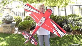 Download Skywing 48″ Laser 260 PP Build and Maiden Video