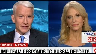Download Kellyanne Conway Implodes on ″Fake News″ CNN Video