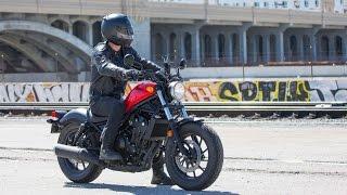 Download 2017 Honda Rebel 500 Review | 4K Video