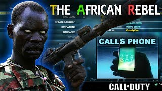 Download African Rebel CALLS KIDS PHONE on COD! Video