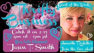 Download Thrifty Business Season 5 #11 Annette Rostetter How Ebay Brings Me Joy Video