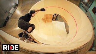 Download Tony Hawk Skates First Downward Spiral Loop - BTS Video