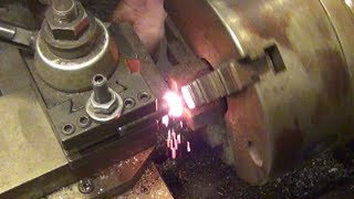 Download I Bet You Didn't Know You Could Do This With a Lathe Video