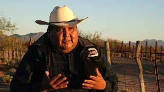 Download At US-Mexico border, a tribal nation fights wall that would divide them Video