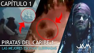 Download LAS MEJORES ESCENAS ELIMINADAS | CAPÍTULO 1 | PIRATAS DEL CARIBE | JAM REVIEWS Video