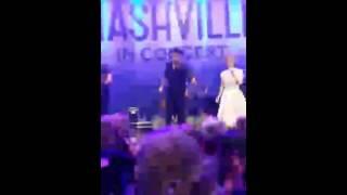 Download Cast of Nashville - A Life That's Good - Bristol Colston Hall UK 17 June 2016 Video