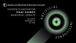 Download 2018 Isaac Asimov Memorial Debate: Artificial Intelligence Video