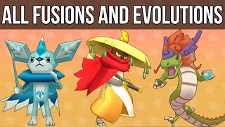 Download Yo-Kai Watch - All Fusions and Evolutions Video