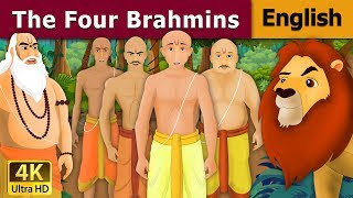 Download Four Brahmins in English | Story | English Fairy Tales Video