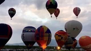 Download SAGA INTERNATIONAL BALLOON FESTA 2016/22nd FAI World Hot Air Balloon Championship Video